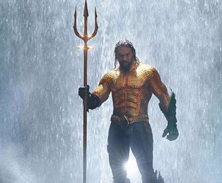 Aquaman is coming to theatres in December of 2022.