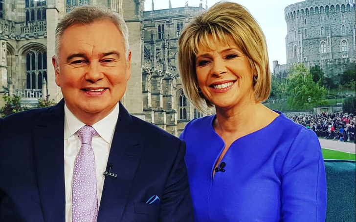 Who is Eamonn Holmes Wife? Get Details of his Married Life and Children!