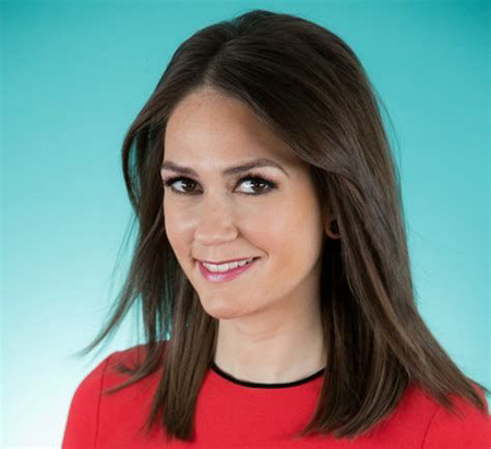 Jessica Tarlov is a news contributor and an author.