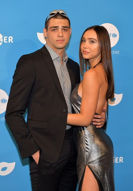 Alexis Ren (right) believes Noah Centineo is the Perfect Boyfriend.