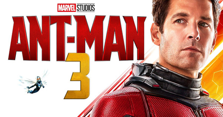 Ant-Man 3 will come back with a release date set around 2022.