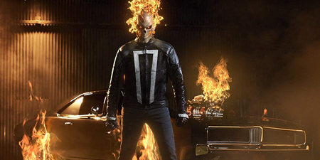 Ghost Rider on Hulu was canceled by the streaming platform.