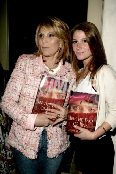"Stacey Winkler and Zoe Winkler during Cheryl Howard Crew Celebrates Her New Book ""In The Face of Jinn"" at Private Residence in Pacific Palisades, California, United States."