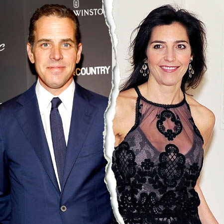 Hunter Biden and Hallie Biden were in a relationship for three years when they decided to break up in 2019.