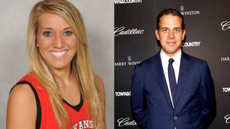 Hunter Biden Fathering a Child with His Mistress Lunden Alexis Roberts