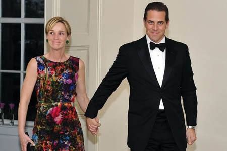 Hunter Biden's Married Life with Kathleen Buhle and Their Subsequent Divorce