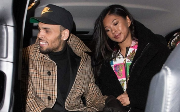 Chris Brown Welcomes Baby Number Two with Girlfriend Ammika Harris
