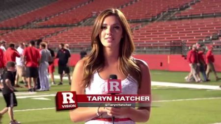 Taryn Hatcher started her journey as a reporter just after graduating from college.