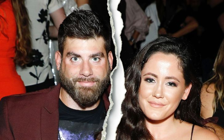 "David Eason Fires Back at Jenelle Evans Divorce Claiming He ""Never Abused He & is ""Much happier"" Without Her"