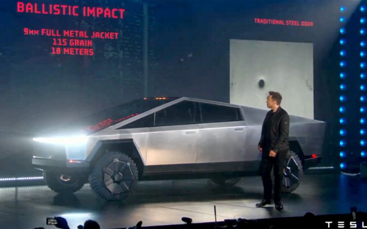 Tesla Futuristic Cybertruck Received 146,000 Orders after Fumble Debut
