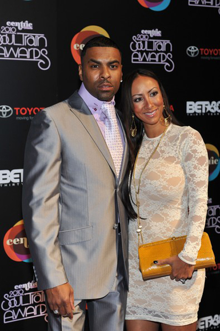 Sole and Her First Husband Ginuwine