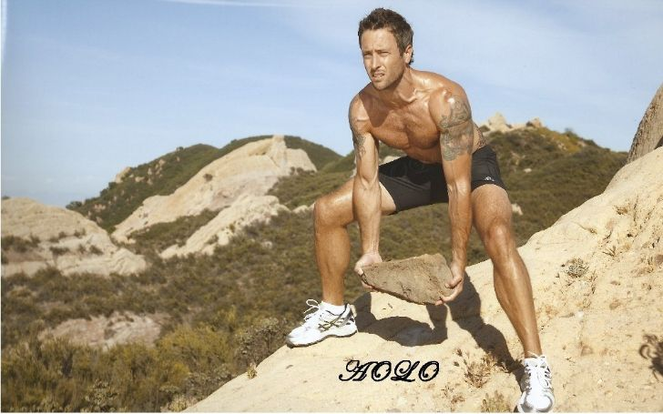 Did Alex O Loughlin Undergo Weight Loss? The Full Story!