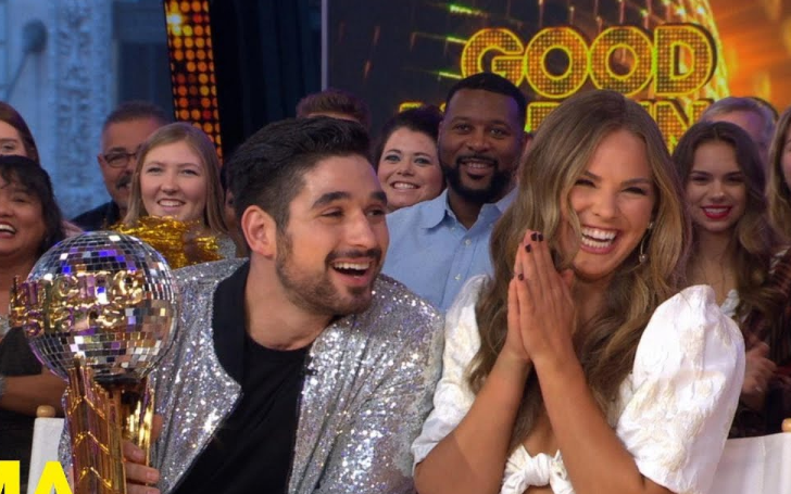 Hannah Brown Won 'Dancing with the Stars' Season 28 with Partner Alan Bersten