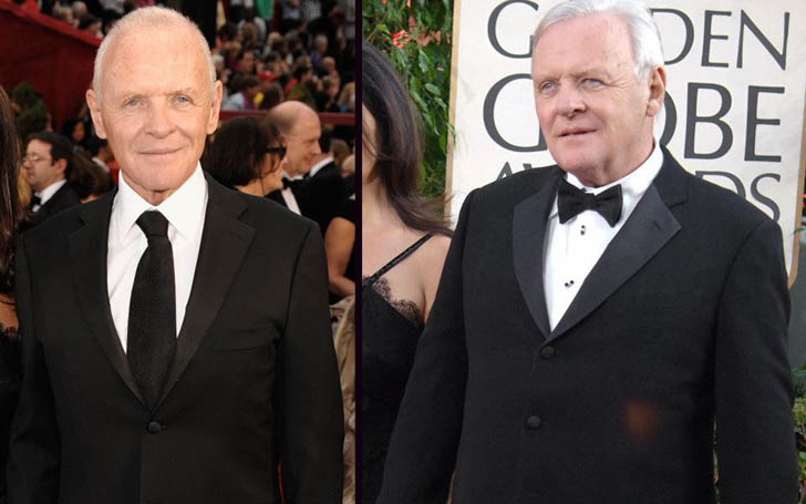 Anthony Hopkins Weight Loss Diet - The Complete Details!