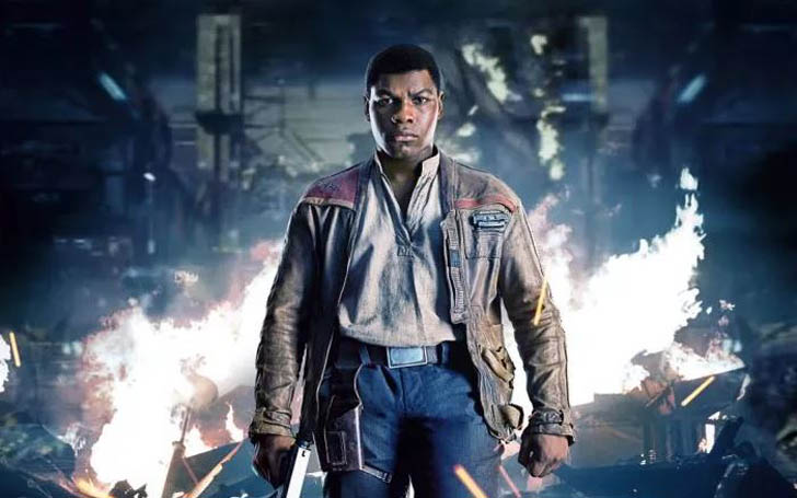 Finn Actor John Boyega Admits It was His Star Wars: The Rise of Skywalker Script which Ended Up On eBay