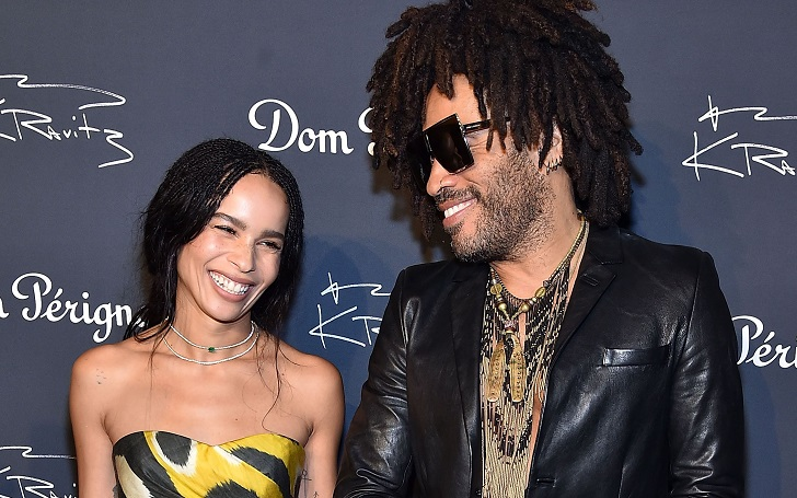 Lenny Kravitz Is Looking Forward to His Daughter Zoe Kravitz as Catwoman in the New 'The Batman' Movie