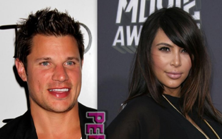 Nick Lachey Reminisced his Romance with Kim Kardashian