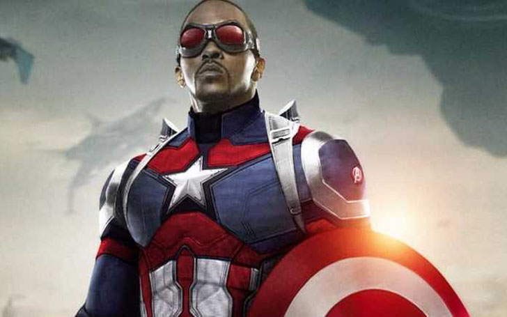 Anthony Mackie got a Special Moment Ruined for Him  by Chris Evans in Avengers: Endgame