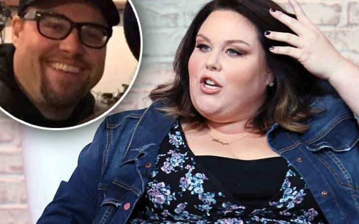 Chrissy Metz Ex-husband Martyn Eaden - Why Did They Get Divorce?