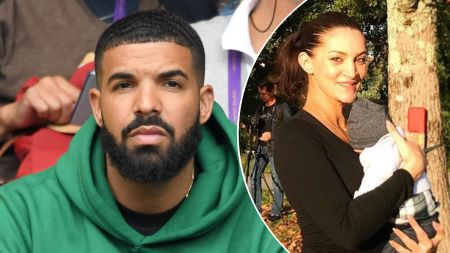 Drake talks about his former girlfriend and son in his new album.