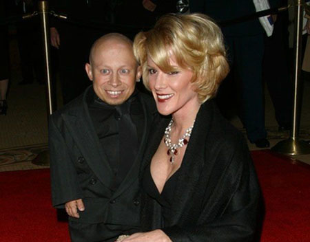 Genevieve Gallen Relationship with Her Husband, Verne Troyer