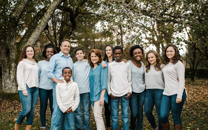 Matt Bevin's Wife Glenna Bevin - How Many Children Does The Couple Share?
