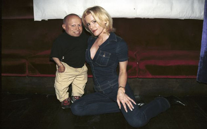How was Genevieve Gallen Relationship With Her Husband Verne Troyer Prior To His death?