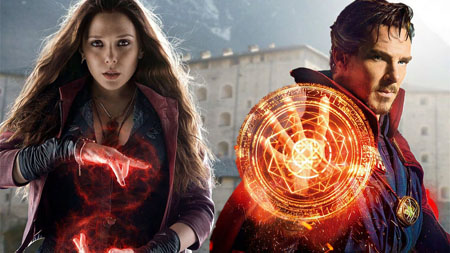 Scarlet Witch will appear in the Doctor Strange sequel.