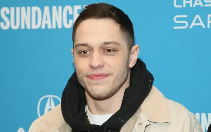 Pete Davidson Asking Fans to Sign $1 Million NDA Contract Before Comedy Shows