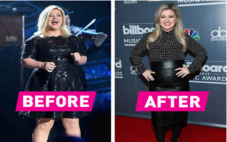 Kelly Clarkson Weight Loss Supplements - Get All the Details Here!