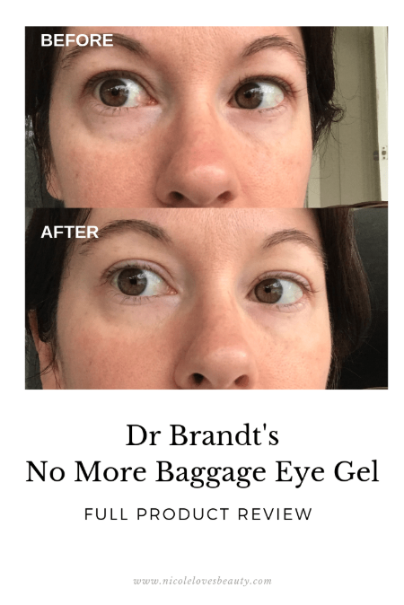 24 7 Retinol Eye Cream From Dr Brandt Skincare Everything You