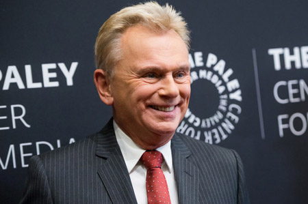 Pat Sajak's been the host of Wheel of Fortune for almost 37 years.