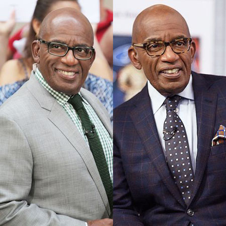 Al Roker gained back 40 pounds of weight during the hospitalization of his mother.