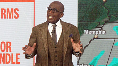 Al Roker got gastric bypass surgery to drop from his 340 pounds body weight.