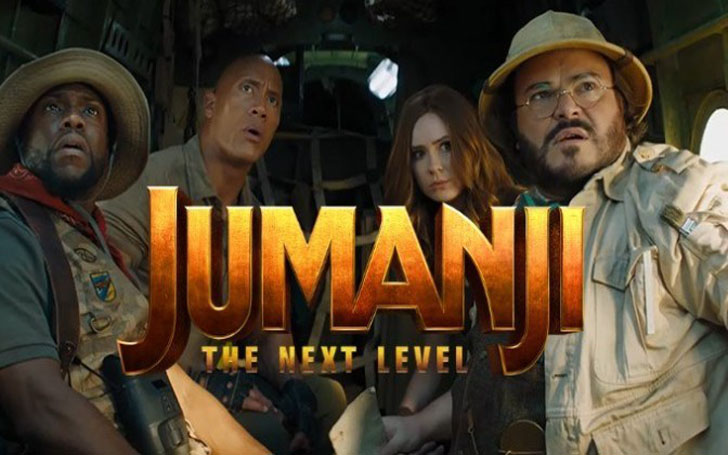 Will Jumanji: The Next Level Reach the Heights of Jumanji: Welcome to the Jungle?