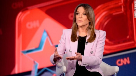 Marianne Williamson is running for the 2020 president candidacy,