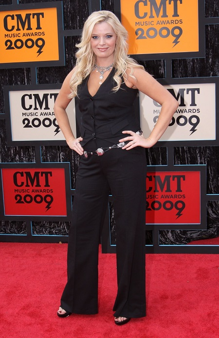 Melissa Peterman during the CMT Awards 2009.