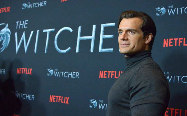Henry Cavill Changed the Voice of Geralt in the Netflix Series The Witcher