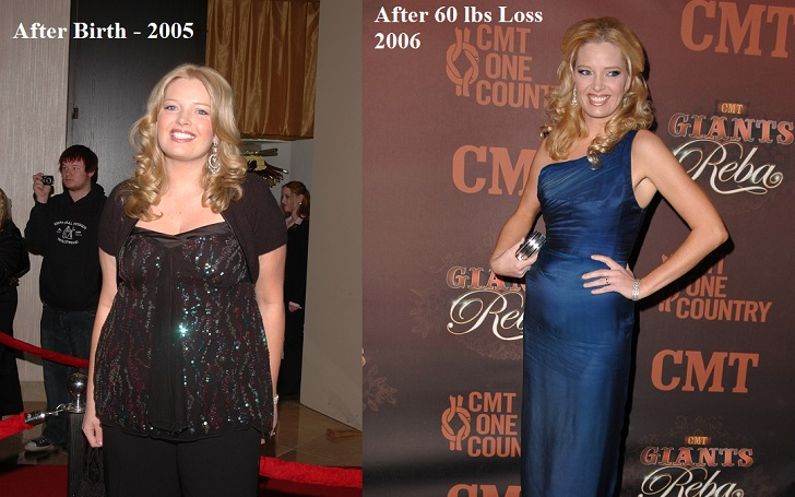 Full Story on Melissa Peterman Weight Loss
