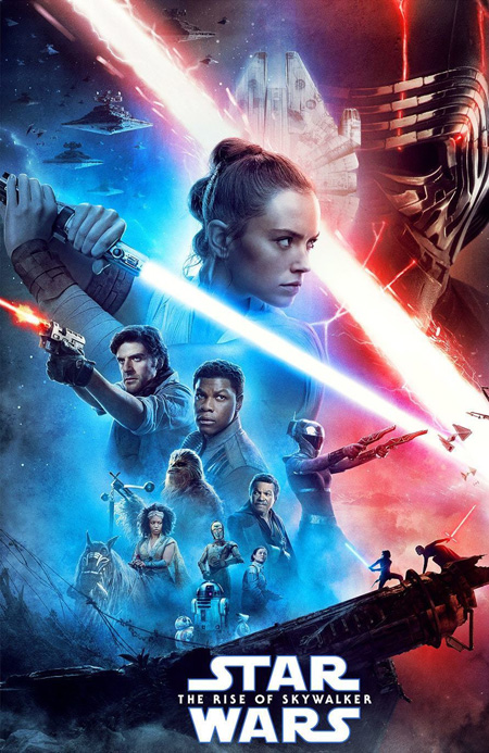 Star Wars: The Rise of Skywalker is final movie in the Skywalker saga.