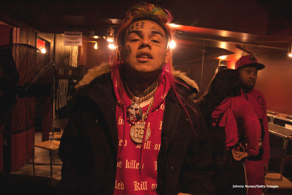 6ix9ine Tattoos - The Complete Explanation