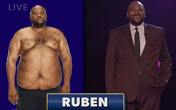 Ruben Studdard Weight Loss - The Complete Details