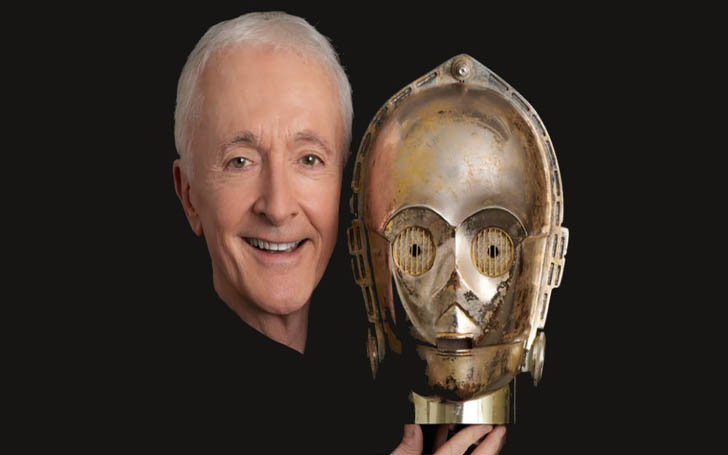 The Only Regret of C-3PO Actor Anthony Daniels About Star Wars: The Last Jedi