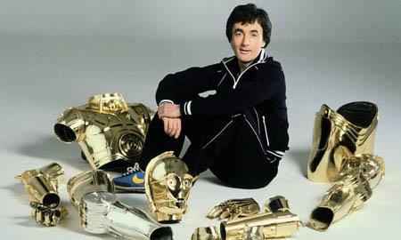 Anthony Daniels was not happy with the way he was used in The Last Jedi.