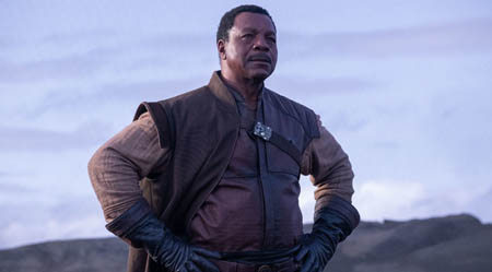 Carl Weathers will be back in the second season of The Mandalorian.