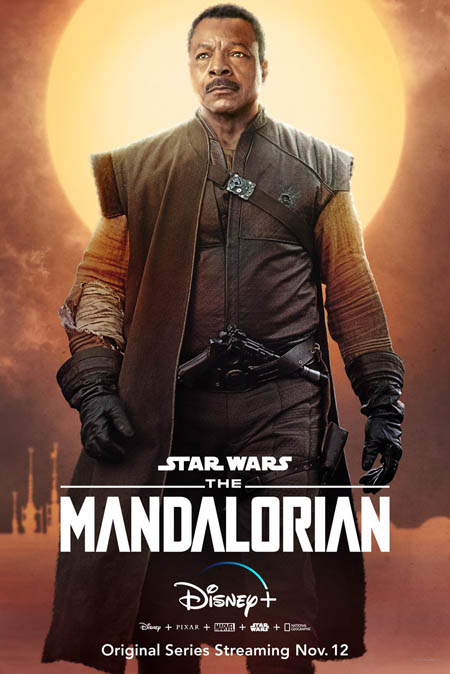 Carl Weathers' character Greef Carga will be back in season 2 of The Mandalorian.