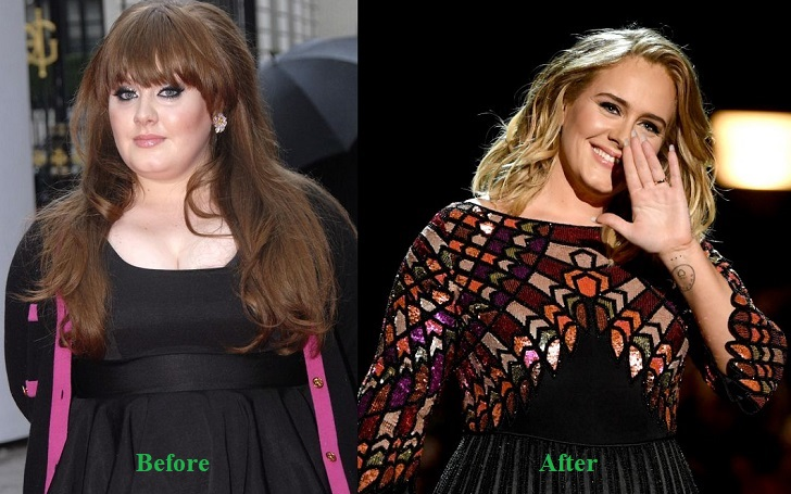 Adele Weight Loss The Full Unabridged Story Through The Years With The Diet And Workout Sessions Glamour Fame