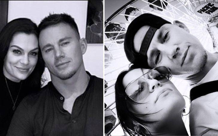 After Dating for One Year, Channing Tatum & Jessie J Split Up