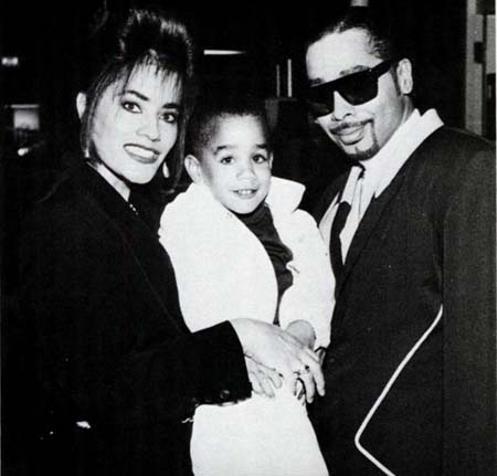 Morris Day and Judith Day were married for over 25 years.