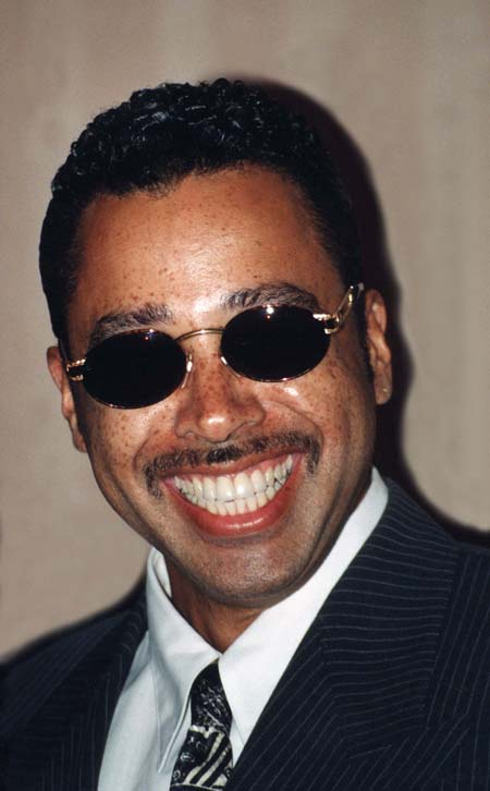 Morris Day is a singer who made his career in the early 80s with the band The Time.